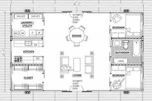 Comments off on free shipping container home floor plans