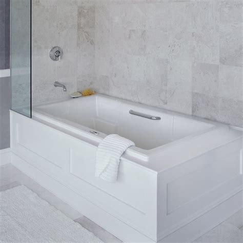 Drop In Tub With Shower Toto Aby774n 12ycp Carrollton Soaker Drop In Tub
