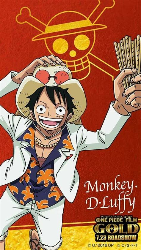 Kaos One Monkey D Luffy Gold the world s catalog of ideas