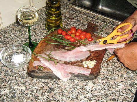 come cucinare una sogliola come cucinare e presentare dei filetti di lavarello o