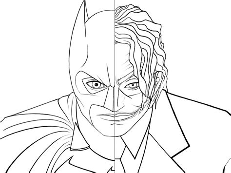 A Coloring Page Of A by Joker Coloring Pages Best Coloring Pages For