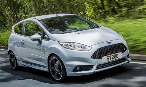 Ford Fiesta ST200 review   Automotive Blog