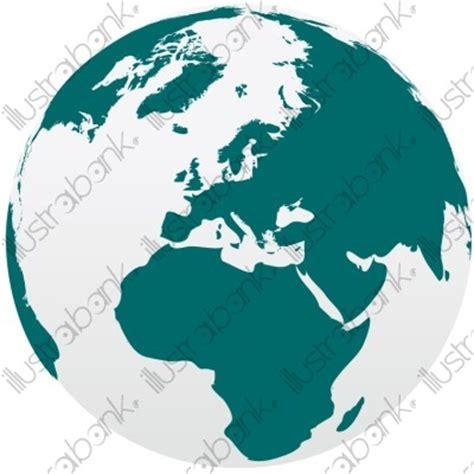 Wohnmobil Aufkleber Weltkugel by Globe Terrestre Illustration Monde Libre De Droit Sur