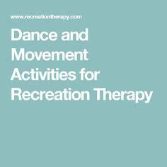themes in education for leisure recreation therapy ideas exercise dice this is a good one