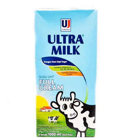 Ultra Milk 1000ml jual ultra milk uht 1000ml 1pc berkualitas di monotaro id