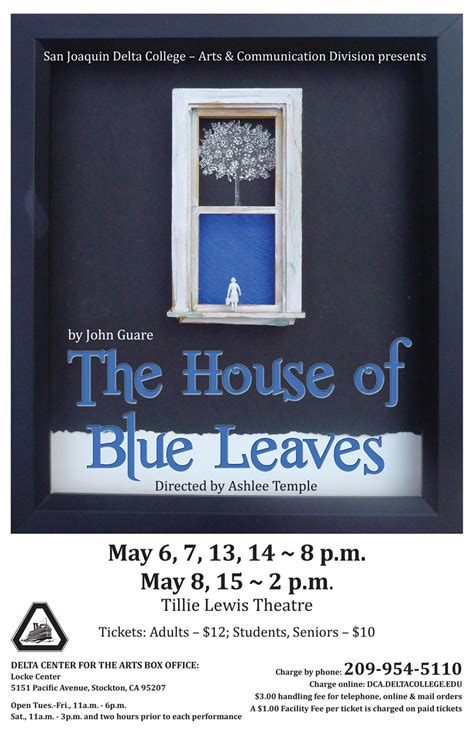 the house of blue leaves house of blue leaves delta drama