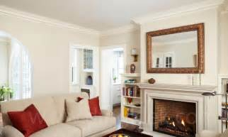 likable orange color scheme wall paint ideas for small
