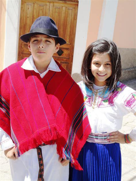 hombres ropa tipica de ecuador ni 241 os con vestimenta t 237 pica de cangahua pichincha ecua