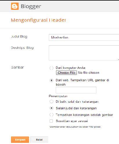 membuat video bergambar cara membuat header blog bergambar moehardian