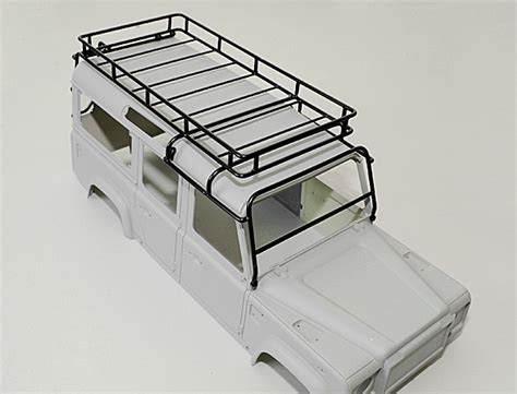 Warn Roof Rack by Rc4wd Adventure Land Rover Defender D110 Roof Rack