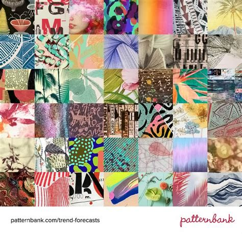 fabric pattern trends 2015 fashion vignette trends patternbank print trend