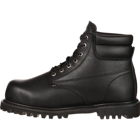 Nike Safety Boots Black nike shox steel toe shoes