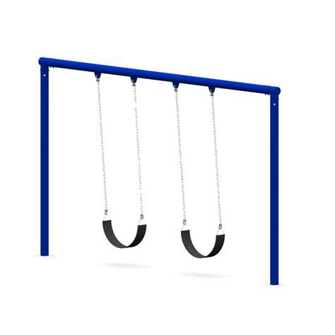 single post swing set swing sets childforms
