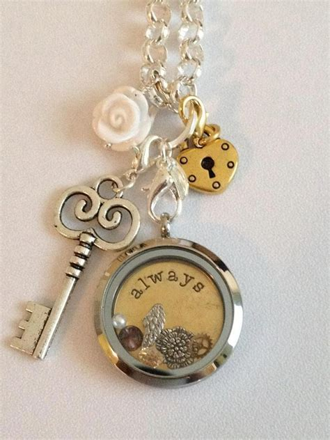 Gold Origami Owl - origami owl locket silver and gold origami owl