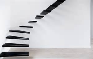 treppe schwebende stufen das aussergewoehnliche design der treppe kunstop de