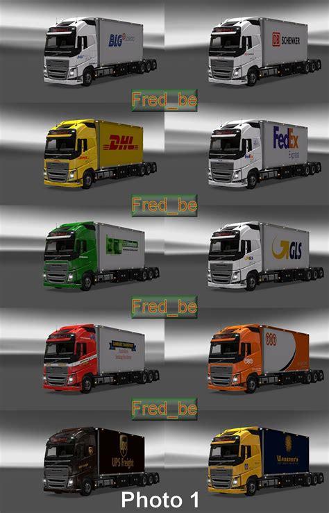 Nabil Jumbo truck simulator 2 quot pack volvo fh 2012 tandem 25