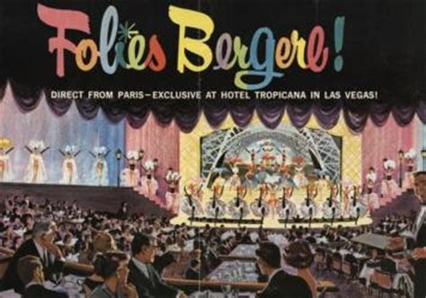 the folies bergere in las vegas books entertaining las vegas one rhinestone at a time nevada