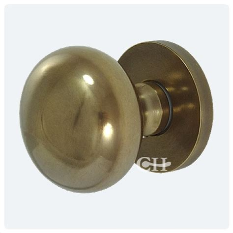 frank allart 7634 bun mortice door knobs in