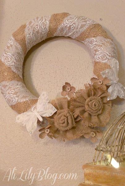 Casual Elegance David Tutera And Diy Wreath On Pinterest David Tutera Shabby Chic Wedding