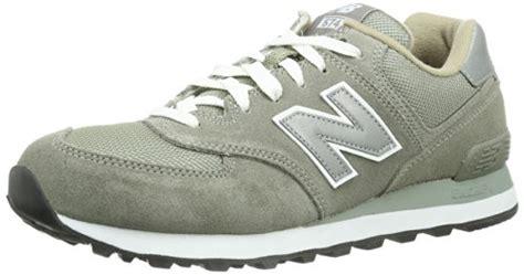 new balance s m574 grey suede mesh 8 2e apparel