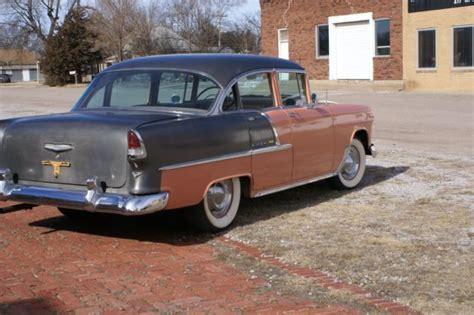 1955 Chevy Belair 4 Door by 1955 Chevrolet Bel Air 4 Door For Sale Chevrolet Bel Air