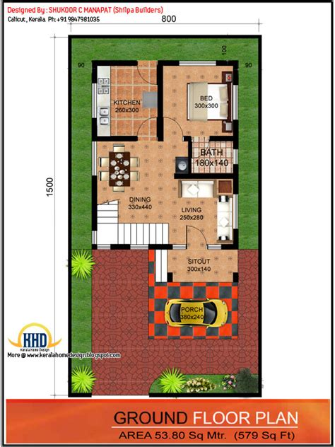 1600 sqft 3 bhk budget house design from triangle visualizer 1062 sq ft 3 bedroom low budget house kerala home