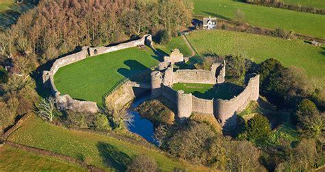 Bodiam Castle Floor Plan by White Castle