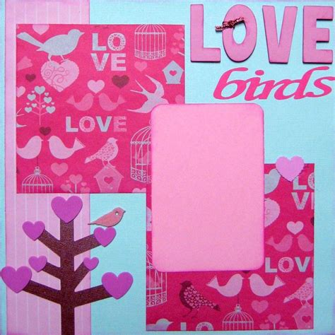 Valentines Scrapbooking Idea by 198 Best Valentines Scrapbook Layout Images On