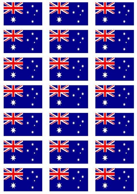 printable vinyl australia inkjet printable vinyl australia australia flag stickers