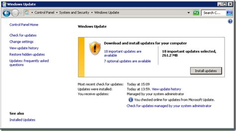 core layout update updates get after exchange 2010 powershell 3 0 and wsus 250 hello