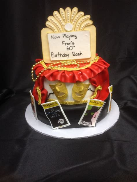 themed birthday cakes soweto broadway cake birthday pinterest cakes and broadway