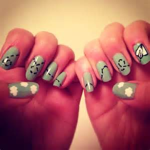 quick and easy nail art ideas paper aeroplanes trusper