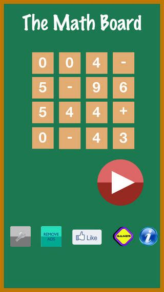 Iphone Maths The Launch By Numbers by Math Board Pro Magic Puzzle Challenge What S The