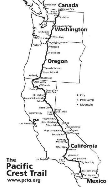 pacific crest trail california sections finally a pct q a w manparty hobos in love