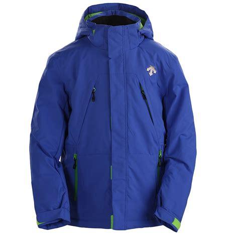 Jaket Boy Descente Stash Insulated Ski Jacket Boys Glenn