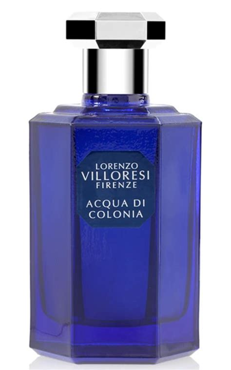 Parfum Di C F Perfumery acqua di colonia lorenzo villoresi perfume a fragrance for and 1996