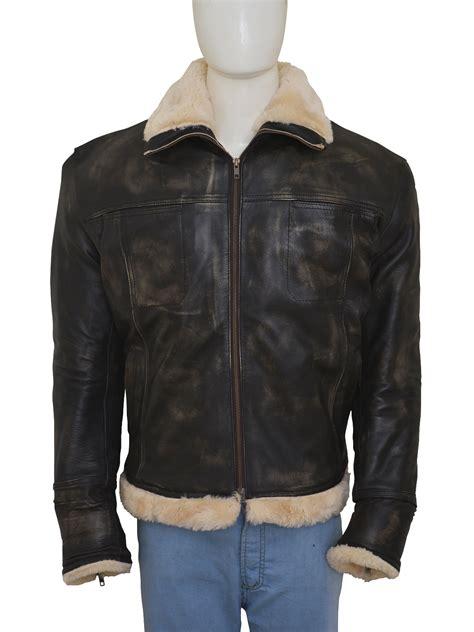 Sale Diesel Leather Batman Brown vin diesel x 2002 leather fur jacket ideal