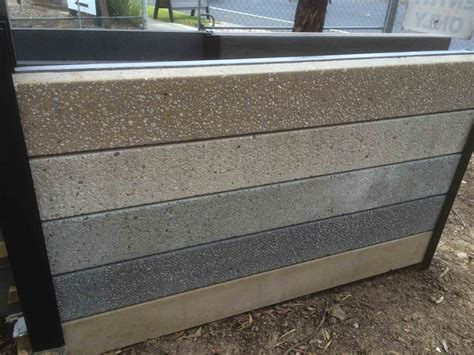 Concrete Sleeper Retaining Wall Design by Retaining Walls Sleeper Walls Rock Walls Pcb Earthmoving