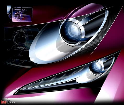 european lights for cars toyota europe design development france