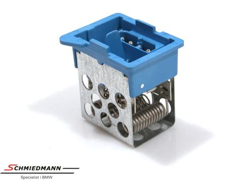 e34 heater blower resistor 64 11 8 391 699 resistor blower unit behr