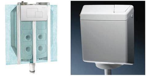 cassette scarico wc incassate risparmio idrico come ridurre i consumi wc parte 2