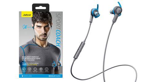 Jabra Sport Coach Blue Garansi Original Jabra workout changer best wireless headphones hip