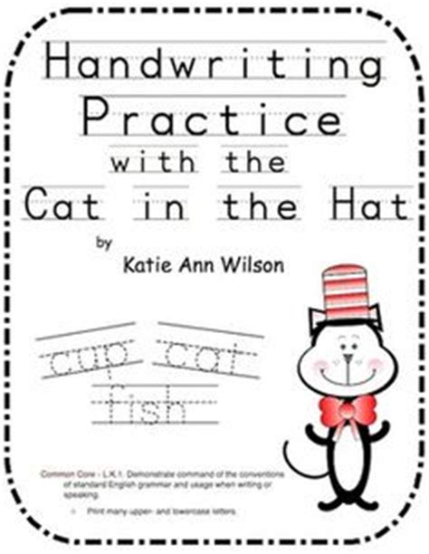 the cat in the hat in english and cat in the hat sentence building free printable all things seuss sentence
