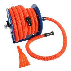 cen tec industrial hose reel   ft hose  adapters