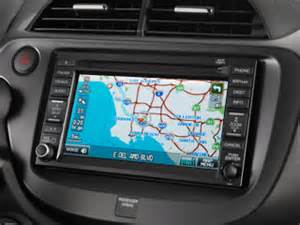 Honda Satellite Linked Navigation System 2015 Honda Fit Interior Features Official Site
