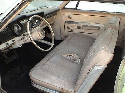 1967 Mercury Interior by 1967 Mercury Monterey For Sale Glendora California