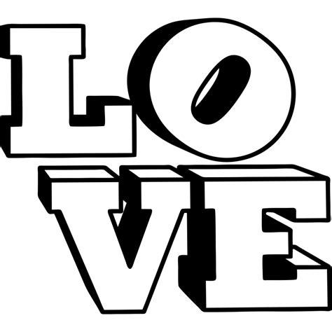 imagenes de i love you en blanco y negro decora tu casa con este vinilo que reproduce una de las