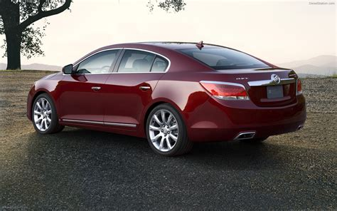2010 buick lacrosse widescreen exotic car photo 11 of 22