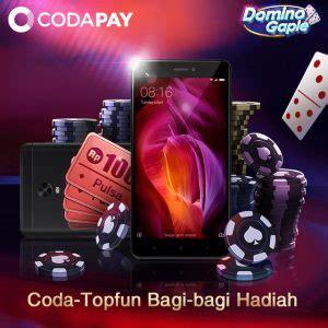 codashop idr topup chip domino gaple di codapay bisa dapet handphone