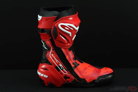 Limited Edition Boot R 011 alpinestars limited edition 99 camo supertech r boots